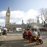 2013, парад дня Новый Год Лондона Стоковые Фотографии RF