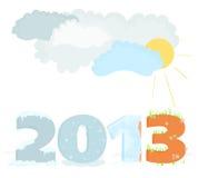 2013 до 02 Стоковые Изображения RF
