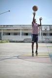 2013_07_06_Mogadishu_Basketball_B.jpg Stock Image