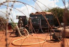 2013_07_AMISOM_Kismayo__009 Stock Image