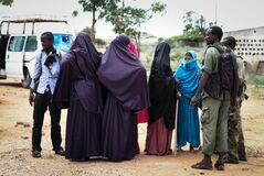 2013_08_19_AMISOM_Sector_Two_Health_Clinic_001 Stock Image