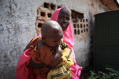2013_08_19_AMISOM_Sector_Two_Health_Clinic_006 Stock Image