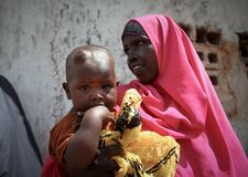 2013_08_19_AMISOM_Sector_Two_Health_Clinic_007 Royalty Free Stock Photos