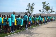 2013_08_19_FIFA_Childrens_Day_D.jpg Stock Photo