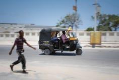 2013_09_01_Mogadishu_Taxi_Company_005 Stock Photo