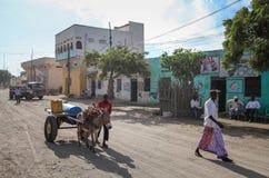 2013_10_20_AMISOM_KDF_Kismayo_Town_004 Stock Image