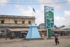 2013_10_20_AMISOM_KDF_Kismayo_Town_006 Stock Images