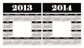 2013-2014 Foto de archivo