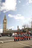 2013, парад дня Новый Год Лондона Стоковая Фотография