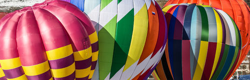2013 35th Hot Air Balloon Festival, Switzerland Royalty Free Stock Images