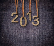 2013 Años Nuevos Fotografía de archivo libre de regalías
