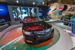 2013 Acura RLX Royalty Free Stock Photo