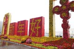 2013 anos novos chineses felizes Fotografia de Stock Royalty Free