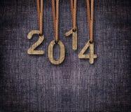 2013 ans neufs Photo libre de droits