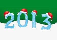 2013 Background Royalty Free Stock Image