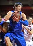 2013 baloncesto del NCAA - rebote Imágenes de archivo libres de regalías