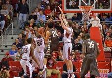 2013 baloncesto del NCAA - Templo-Bonaventure Foto de archivo