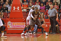 2013 basket-ball de NCAA - Temple-Bonaventure Photo stock