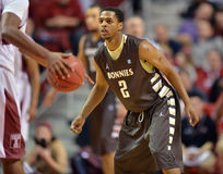 2013 basquetebol do NCAA - Templo-Bonaventure Fotografia de Stock