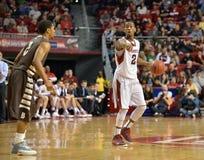 2013 basquetebol do NCAA - Templo-Bonaventure Fotografia de Stock Royalty Free