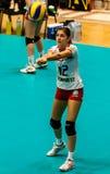 2013 CEV Frauen-Volleyball Champions League Lizenzfreie Stockfotos