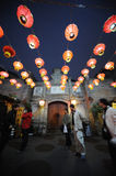 2013 Chinese Lantern Festival in Chengdu Stock Images