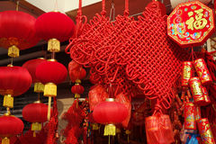 2013 chinese new year market Royalty Free Stock Photography
