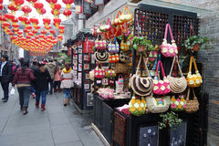2013 Chinese New Year Temple Fair in Chengdu Royalty Free Stock Image