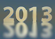 2013 chrome Royalty Free Stock Photography