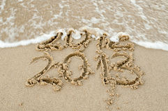 2013 coming Stock Image