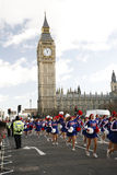 2013 dag London för nya år ståtar Royaltyfria Foton