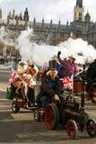 2013 dag London för nya år ståtar Arkivbild