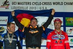 2013 de Kampioenschappen van de Wereld Cyclocross Stock Foto