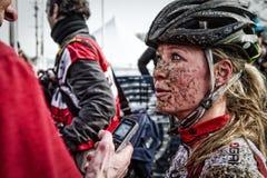 2013 de Kampioenschappen van de Wereld Cyclocross Stock Afbeeldingen