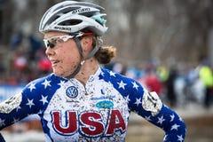 2013 de Kampioenschappen van de Wereld Cyclocross Stock Fotografie