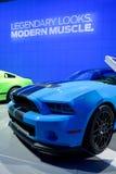 2013 de Mustang van de Doorwaadbare plaats Stock Foto's