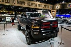 2013 de Ram PowerWagon van Dodge Royalty-vrije Stock Foto's
