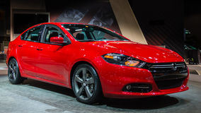 2013 Dodge Mopar Dart Stock Photography
