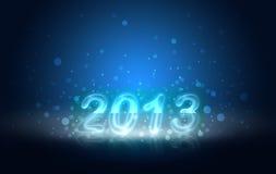 2013 feliz Imágenes de archivo libres de regalías
