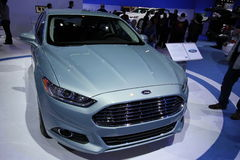 2013 Ford Fusion SE Stock Photos
