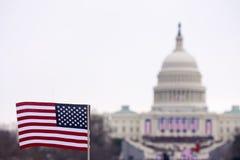 2013 Inauguration at Capital stock image