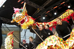 2013 kinesiska nya år Royaltyfri Fotografi