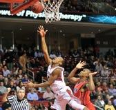 2013 la pallacanestro degli uomini del NCAA - colpo Immagine Stock Libera da Diritti
