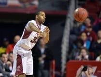 2013 la pallacanestro degli uomini del NCAA - passaggio Immagine Stock Libera da Diritti