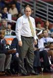 2013 la pallacanestro degli uomini del NCAA - primo allenatore Immagine Stock
