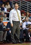 2013 le basket-ball des hommes de NCAA - premier entraîneur Image stock