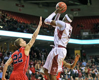 2013 le basket-ball des hommes de NCAA - tir Photos libres de droits
