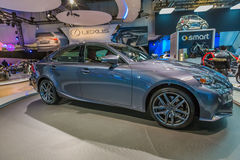 2013 Lexus GS Royalty Free Stock Photos