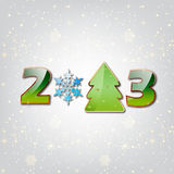 2013 logo Stock Photo
