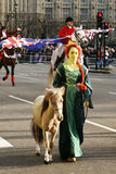 2013, London New Years Day Parade Royalty Free Stock Image